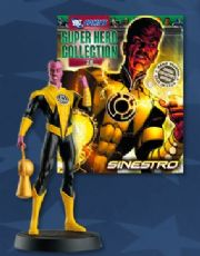 Eaglemoss DC Comics Super Hero Figurine Collection #028 Sinestro